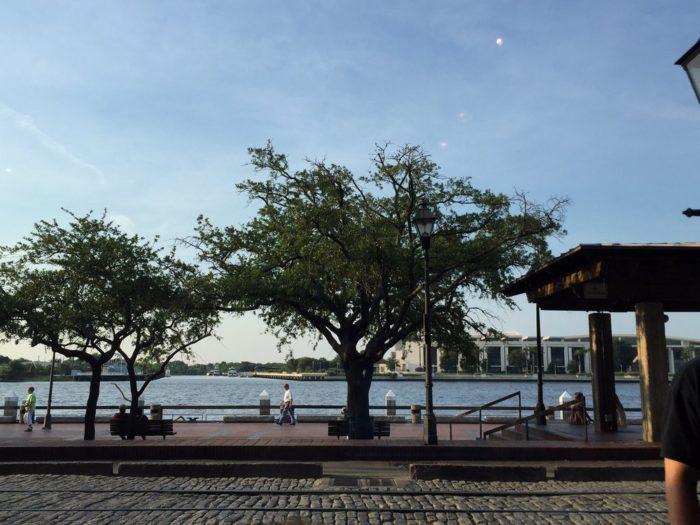 6. Huey's On the River—115 E River St Savannah, GA 31401