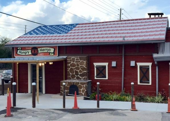 10. Hungry Harry's Family Bar-B-Que, Land O Lakes and Seffner