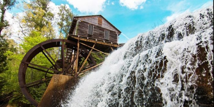 Dunn's Falls: The Best Swimming Hole In Mississippi