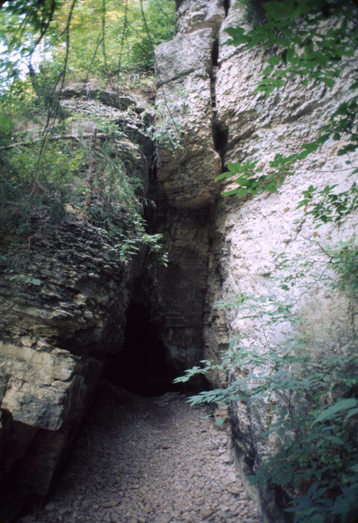 10. Ice Cave, Decorah