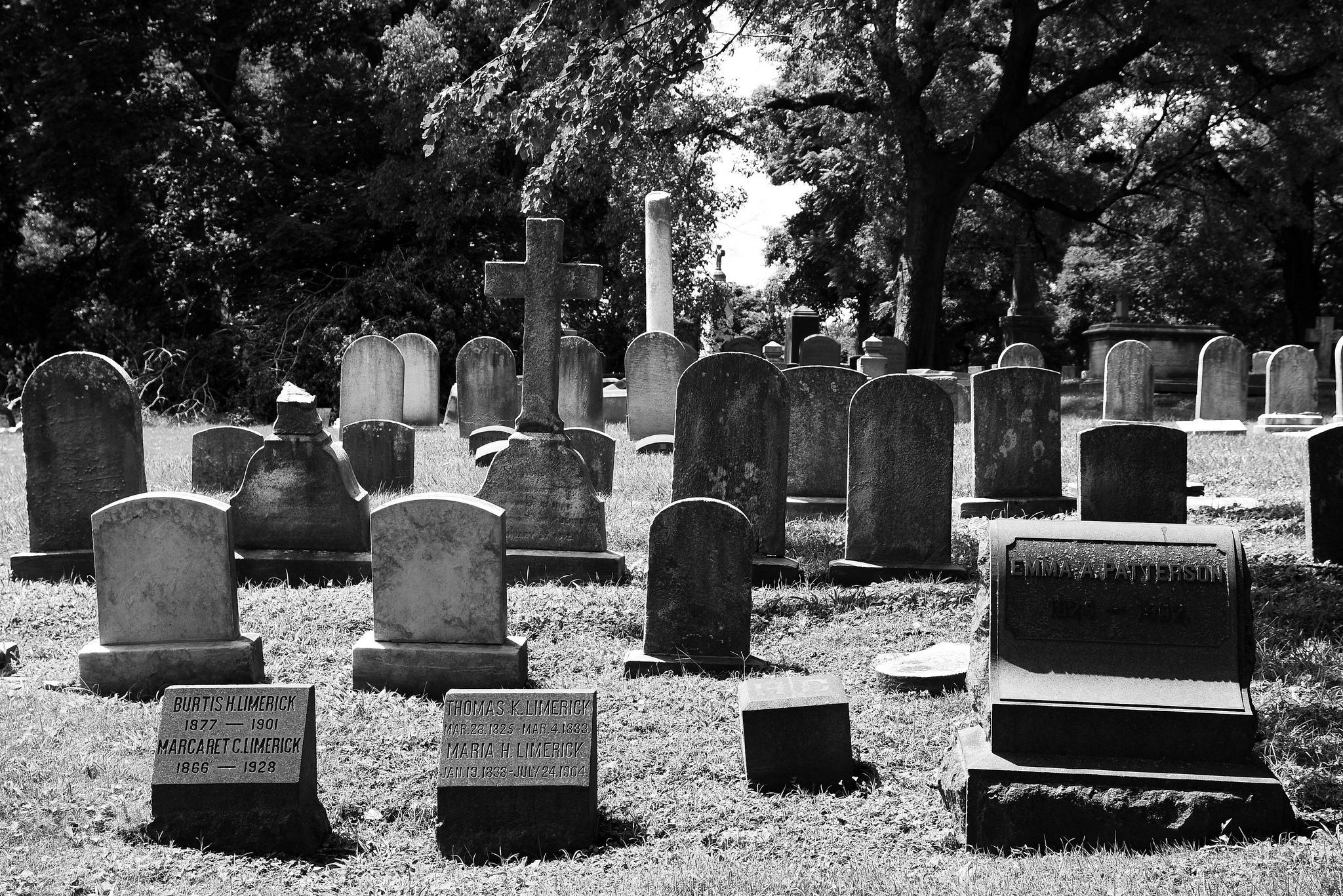 Creepiest Most Evil Graveyard In Texas