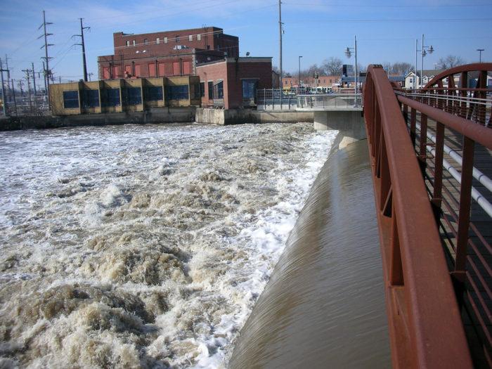 1. Iowa River Power Restaurant, Coralville