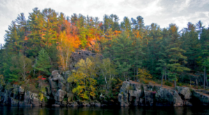 This Stunning Park In Minnesota Is Actually Shared Between Two States