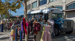 5 Must-Visit Flea Markets In & Around San Francisco Where You'll Find Awesome Stuff