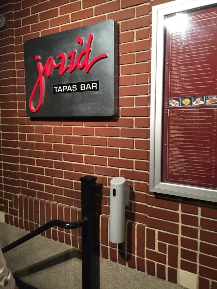 5. Jazz'd Tapas Bar— 52 Barnard St, Savannah, GA 31401