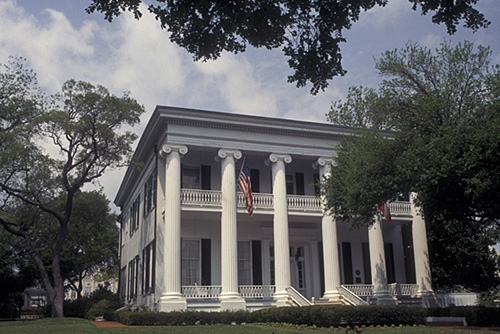 7. The Texas Governor's Mansion