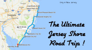 This Jersey Shore Road Trip Will Make Your Summer Unforgettable