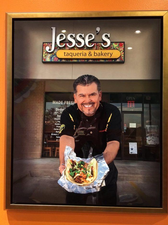 7. Jesse's Taqueria & Bakery (Bryan)