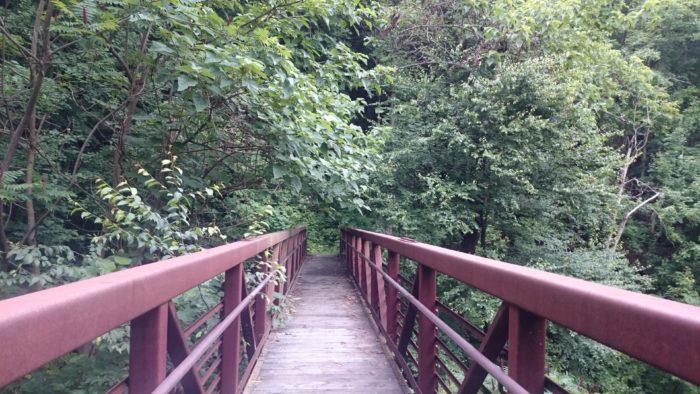 6. Kaymoor Miners Trail