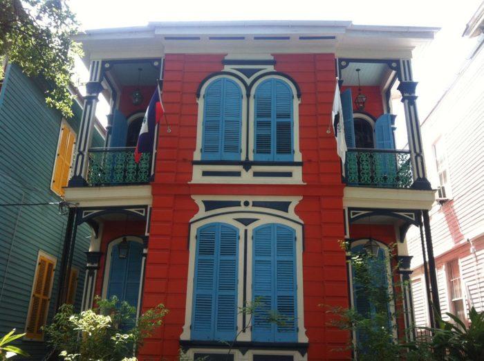 3) La Belle Esplanade, 2216 Esplanade Ave.