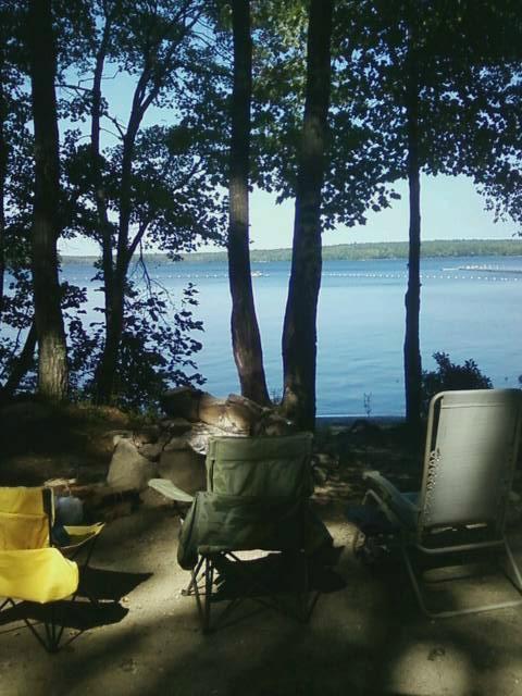 10. Lake Pemaquid Campground, Damariscotta