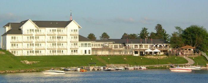 2. The Port on Lake Panorama, Yale