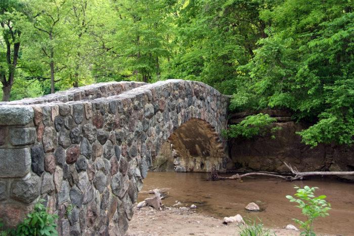 4. Ledges State Park, Boone