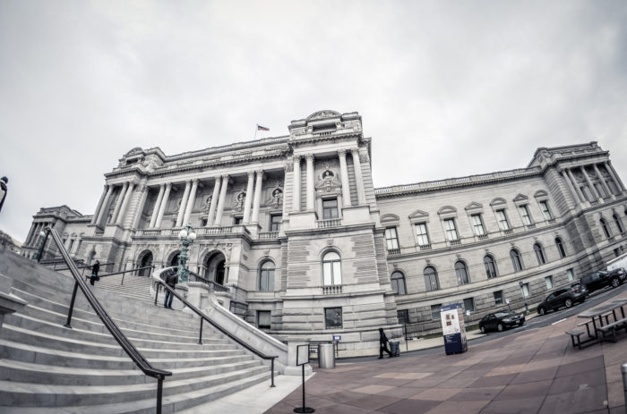 16. The Library of Congress is the biggest library in the world.