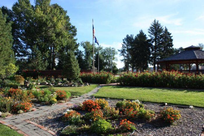 6. Living Memorial Gardens, Sidney