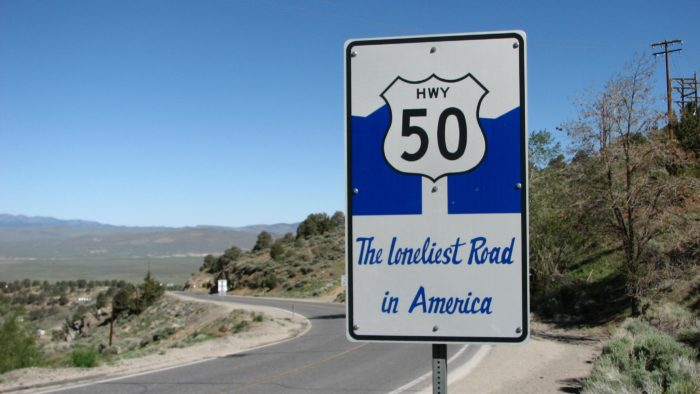 "If you've grown up in Nevada then you've more than likely heard of our particular stretch of this highway being referred to as ""The Loneliest Road In America,"" but do you know where the slogan comes from?"