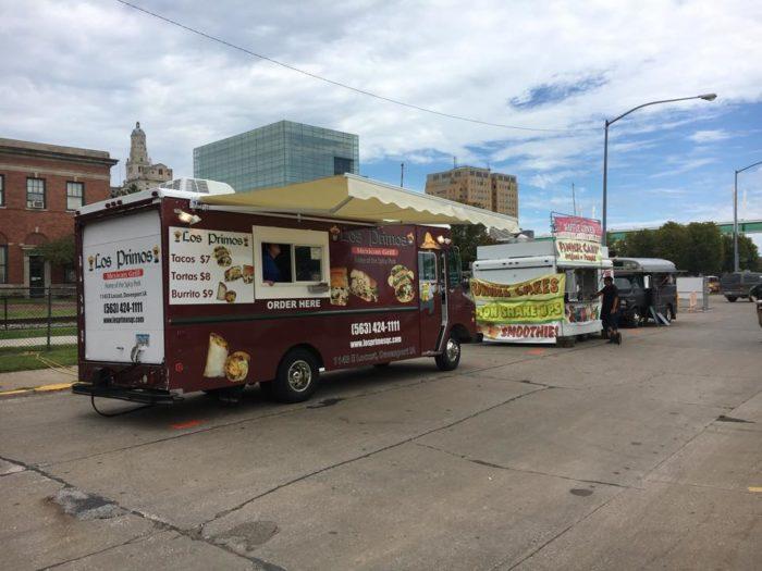 8. Los Primos Mexican Grill, Davenport