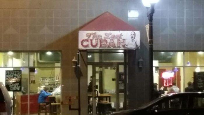 8. The Lost Cuban, Cedar Rapids