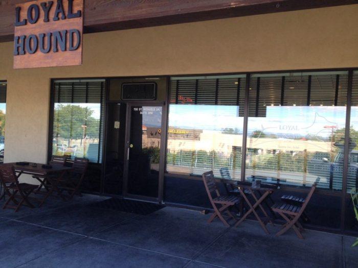10. Loyal Hound, 730 St Michaels Drive, Santa Fe