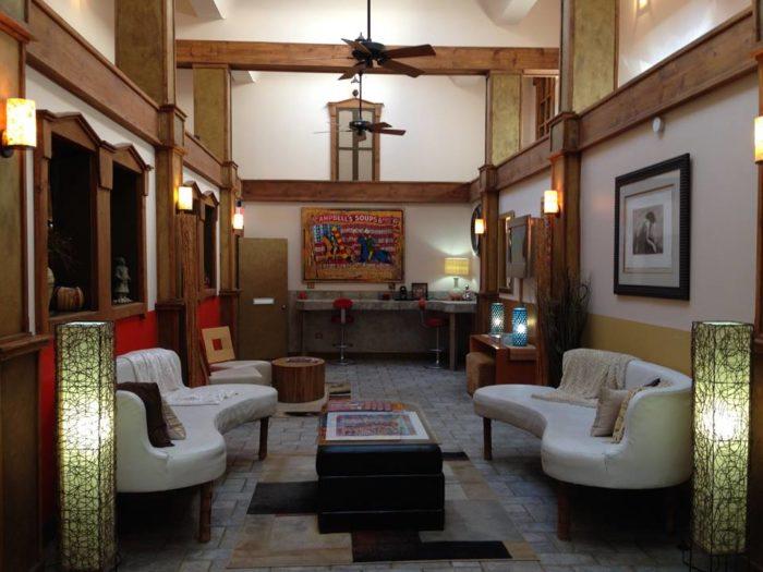 6. Luxx Boutique Hotel, 105 E Marcy Street, Santa Fe