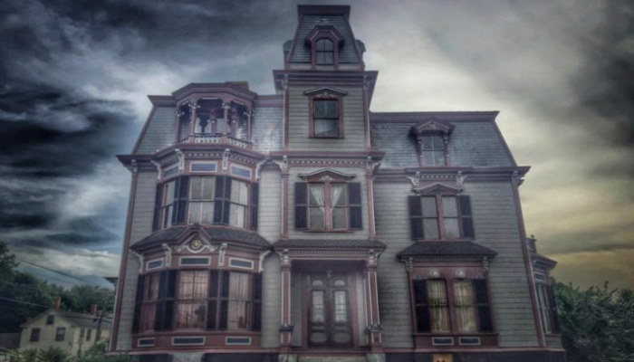 Most Haunted House In Rhode Island