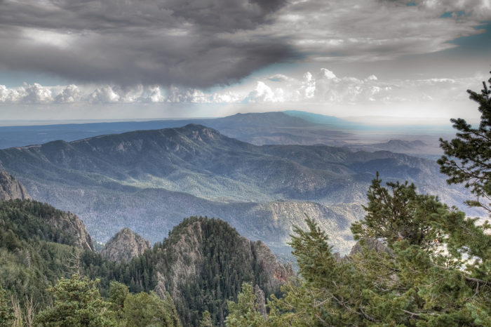 9. Manzano Mountains State Park