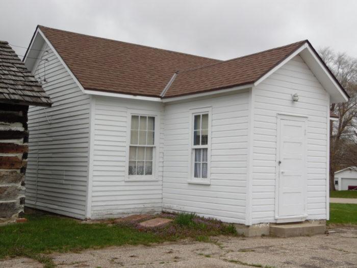 13. Maple Grove School, Pawnee County