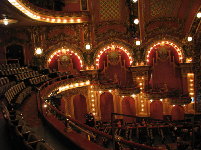Visit This Haunted And Historic Massachusetts Theater