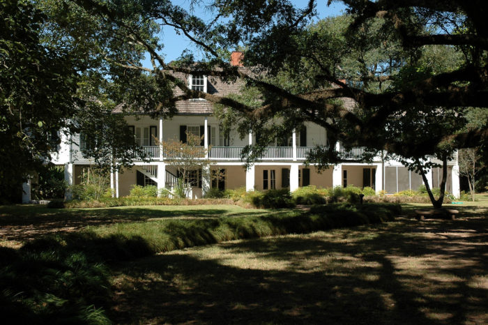 So if you're interested in exploring one of the most fascinating artifacts of the antebellum area that is still being beautifully maintained today, visit Melrose Plantation.