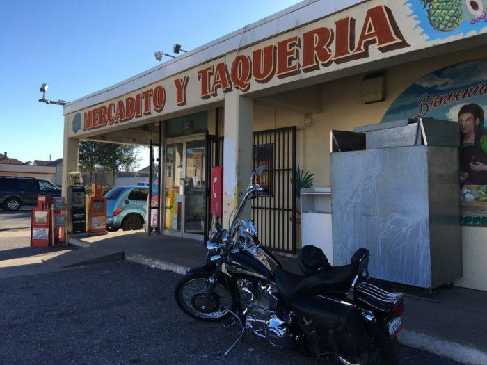 10. Mercadito y Taqueria (Galveston)