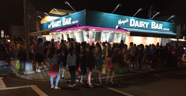7. Margate Dairy Bar & Burgers, Margate City