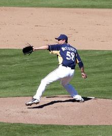 2. Mike McClendon (baseball player)