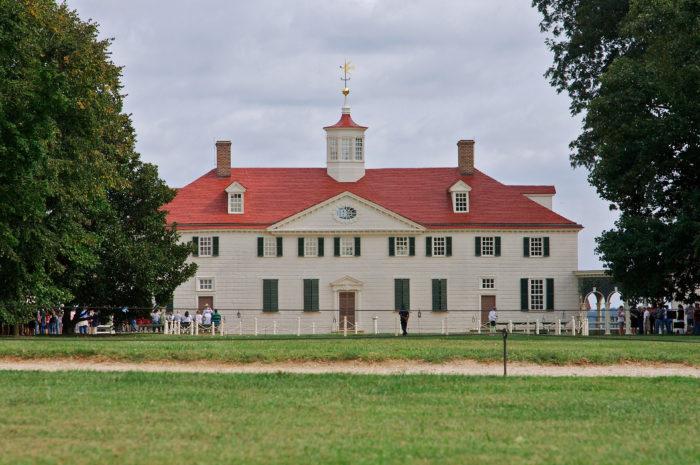 2. Mount Vernon