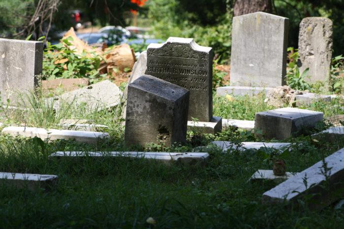5. Mount Zion Cemetery
