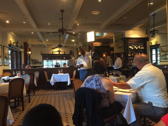 5) Mr. John's Steakhouse, 2111 St. Charles Ave.