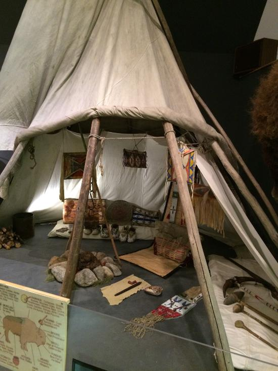7. Mount Kearsarge Native American Indian Museum, Warner