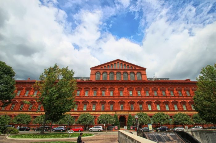 4. National Building Museum