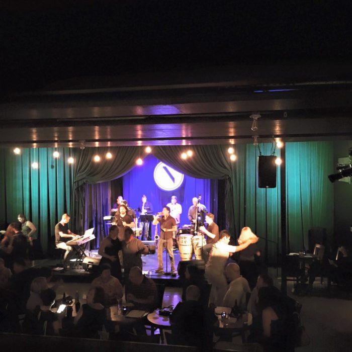 3. Take in some jazz music at Noce Jazz Club.