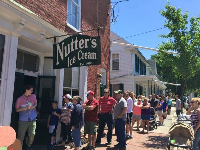 10. Nutter's Ice Cream, Sharpsburg