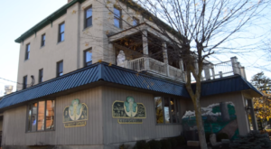 You'll Never Forget Your Visit To The Most Haunted Restaurant In New York
