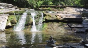 These 5 Waterfall Swimming Holes In Massachusetts Are Perfect For A Summer Day