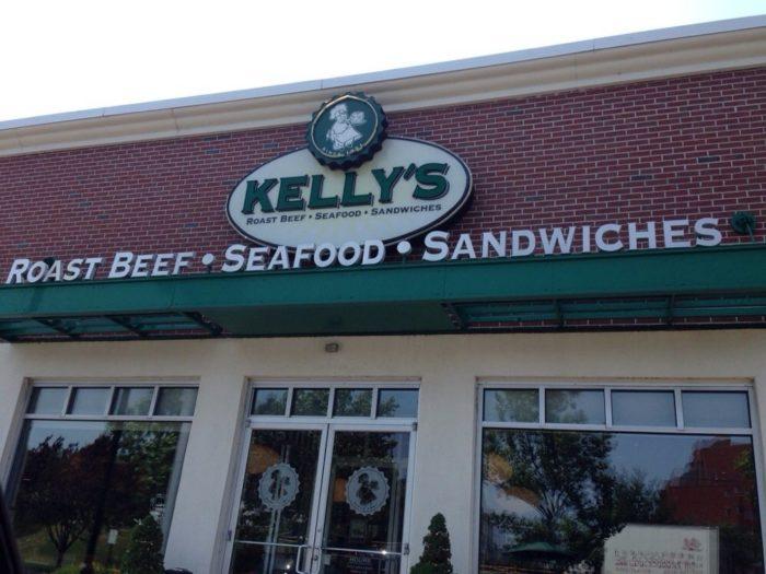 6. Kelly's, Revere