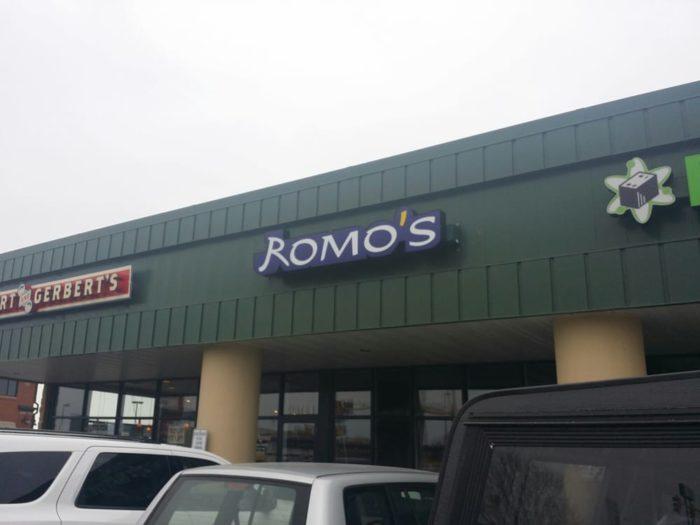 1. Romo's - Fargo