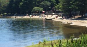 This Is The Clearest And Most Pristine Swimming Spot In Rhode Island