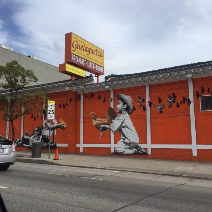 1. Guelaguetza --  Los Angeles