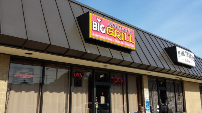 3. Shelton's Big Grill (Virginia Beach)