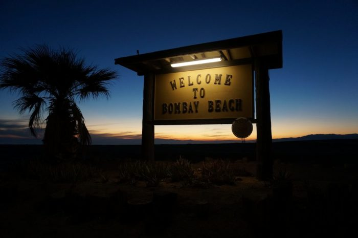 For those who aren't familiar with California's Salton Sea, we'll need to give a quick history lesson before going forward.