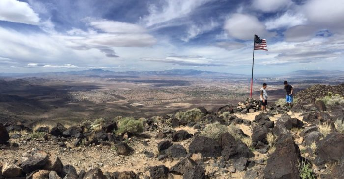 1. Black Mountain Trail - Henderson
