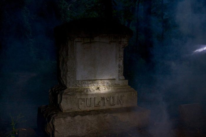 Image Gallery Haunted Cemeteries In Usa