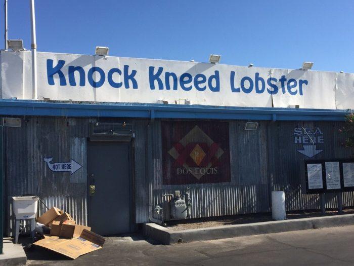 6. Knock Kneed Lobster, Phoenix